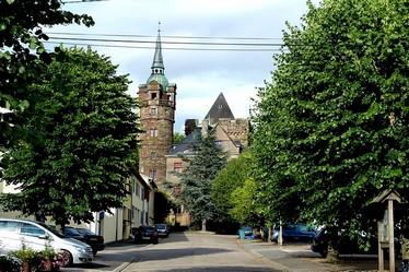 Le château de Landonvillers