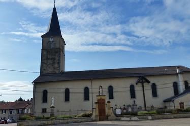 L'église Saint Rémi
