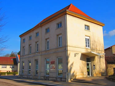 bibliotheque de courcelles-chaussy