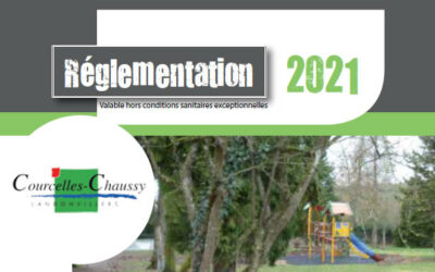 Réglementation 2021