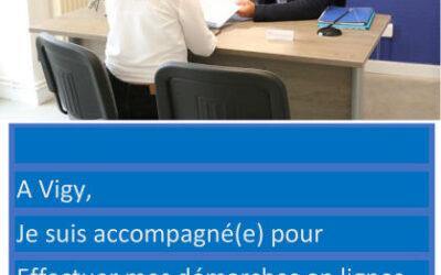 «Maison France-Services» à Vigy